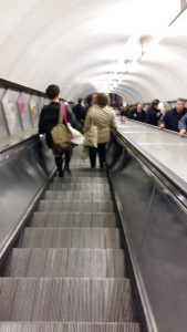 london-escalator