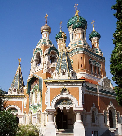 Nice cathedral