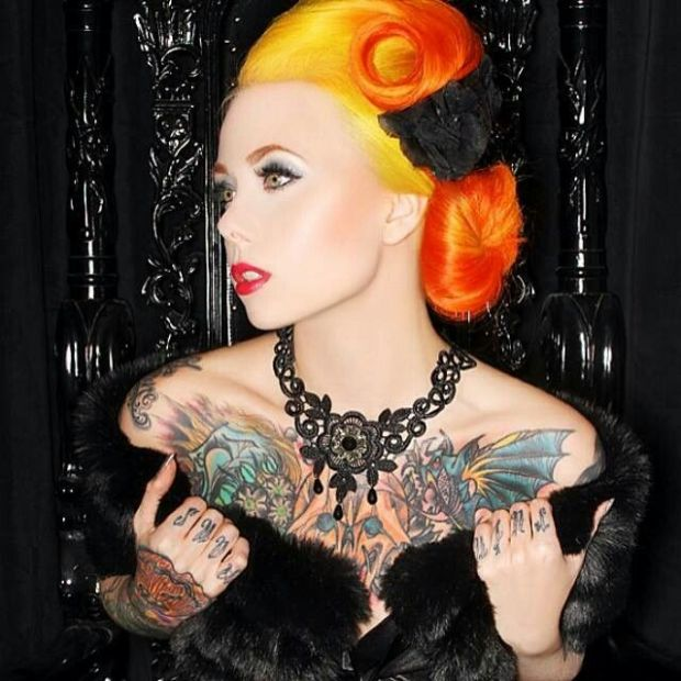 Tattoo megan massacre