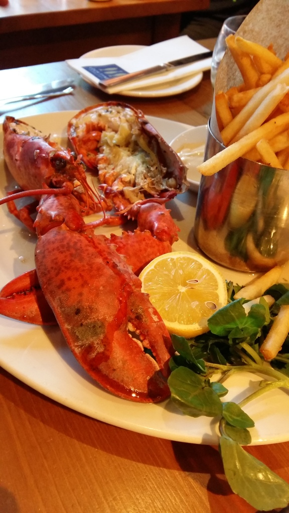 Loch Fyne whole lobster