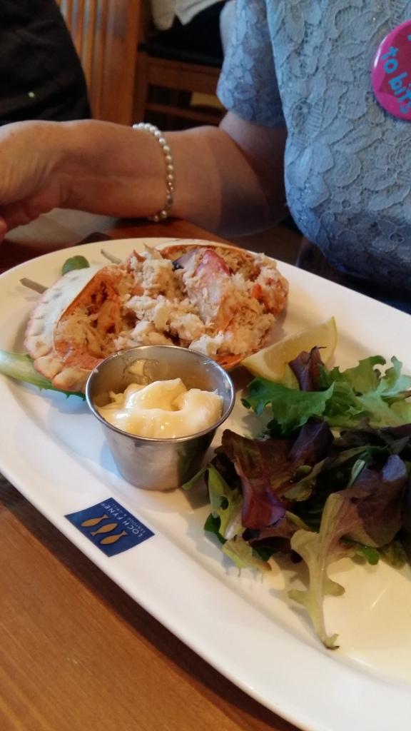 Loch Fyne dressed crab