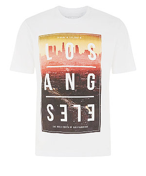 New Look Los Angeles t-shirt