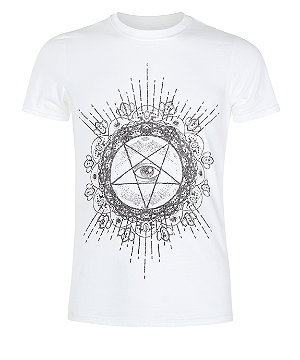 New Look magic eye t-shirt