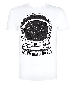 New Look head space t-shirt