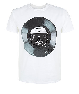 New Look record t-shirt
