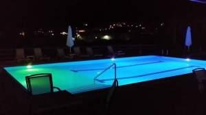 Manis Rose pool Stoupa