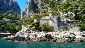 Green Grotto of Capri
