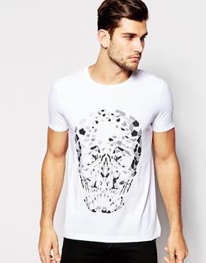 ASOS skull t-shirt