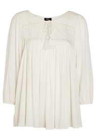Tesco F&F boho blouse