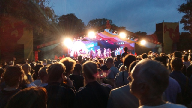 Moseley Jazz Funk and Soul festival