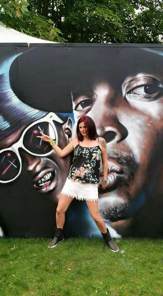 Public Enemy mural