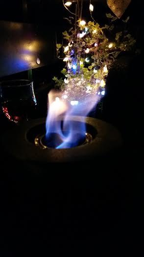 Naked Flame gel burner