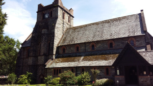 St Marys Church 2 Betws y Coed