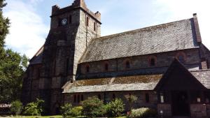 St Marys Church 2 Betws y Coed