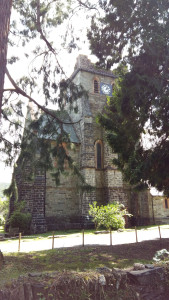 St Marys Church Betws y Coed