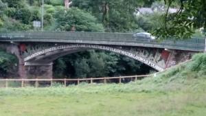 Waterloo bridge Betws y Coed