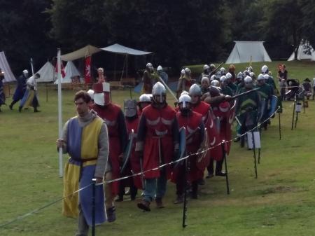 Clashof the Knights 4