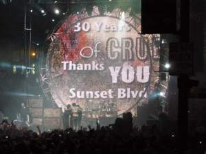 Motley Crue Sunset Strip Music Festival