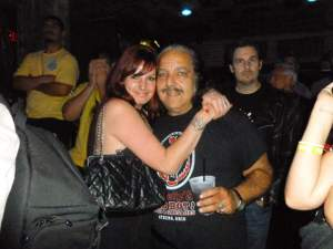 Me with Ron Jeremy
