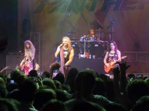 Steel Panther at House of Blues Los Angeles