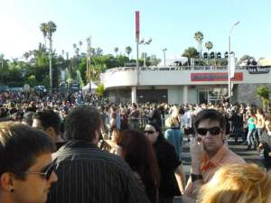 Sunset Strip music festival view 2