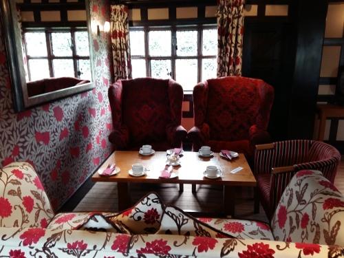Wild Boar hotel interior 2