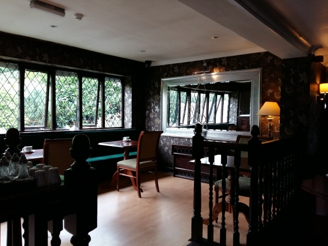 Wild Boar hotel interior