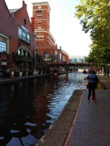Birmingham canal 2