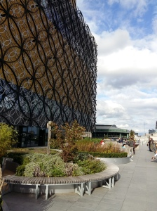 Birmingham library viewing platform 2