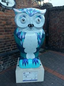 Bob the Bat owl