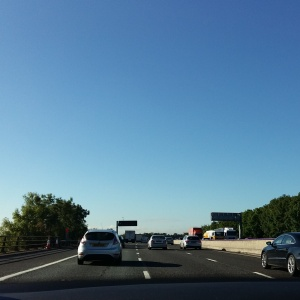 Driving to Cornwall