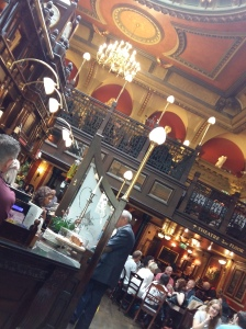 Inside the Old Joint Stock