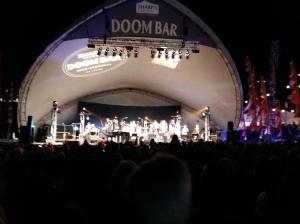 Jools Holland at Looe Music Festival