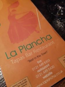 La Plancha restaurant
