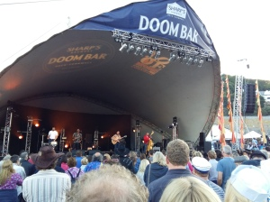 Looe Music Festival The Dodge Brothers