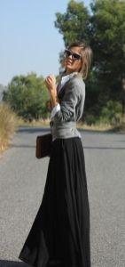 Maxi skirt 2