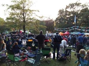 Moseley Folk Festival 2