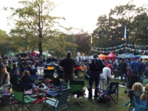 Moseley Folk Festival 2