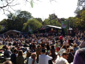 Moseley Folk Festival