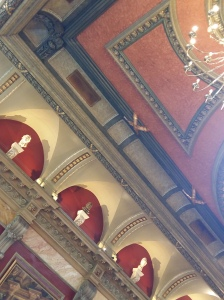 Old Joint Stock interior
