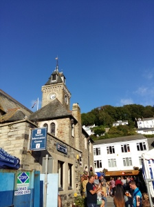 Out and about in Looe