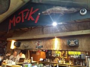 Prince of Wales Motiki bar