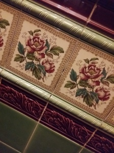 Prince of Wales tiles