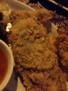 Sabai Sabai soft shell crab 2