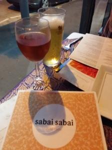 Sabai Sabai window seat