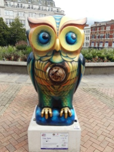 Tick Tock owl