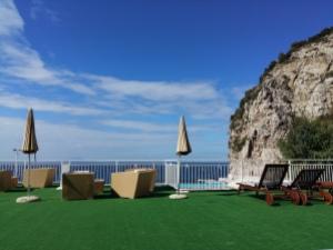 Conca Azzurra terrace
