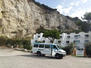 Hotel minibus