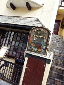 Nelsons Restaurant Polperro