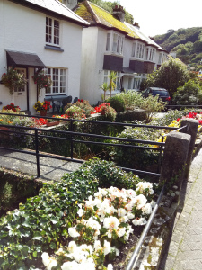 Polperro bridge